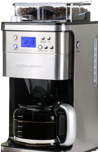 Andrew James Integrated Bean Grinder Review