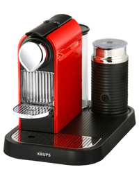 Nespresso CitiZ Krups Review